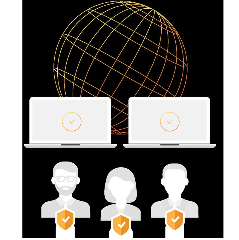 御社の公認情報セキュリティ監査人の育成を支援します。